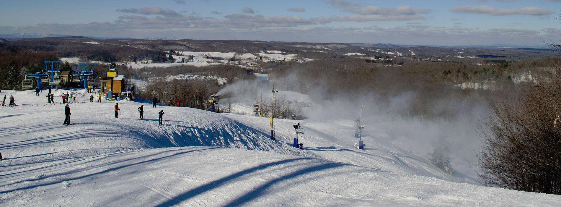 winterplace ski resort - high country weather
