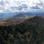grandfather mountain fall color