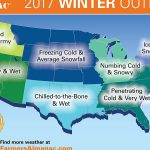 winter forecast 2016-2017