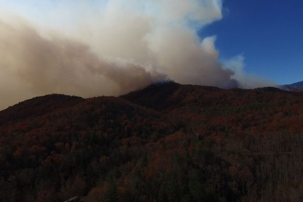 marion nc wildfires